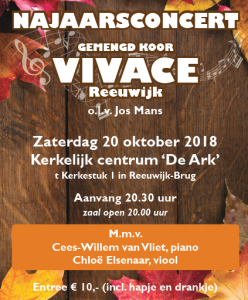 concertupdate vivace reeuwijk